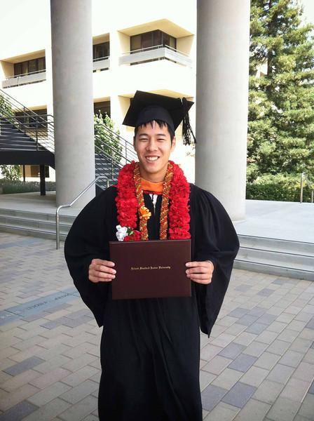 Jamie Nakamura's Graduation - June 15, 2014