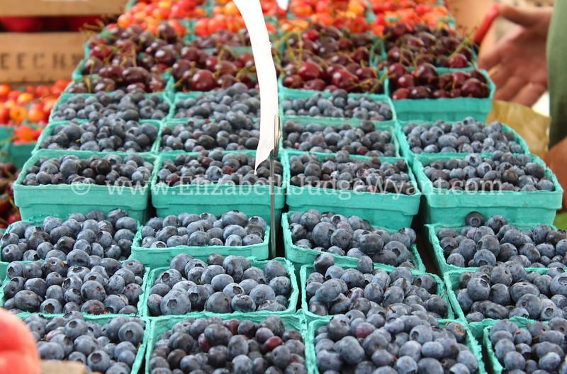 Fruit Easton Farmers' Market, 7/19/2014