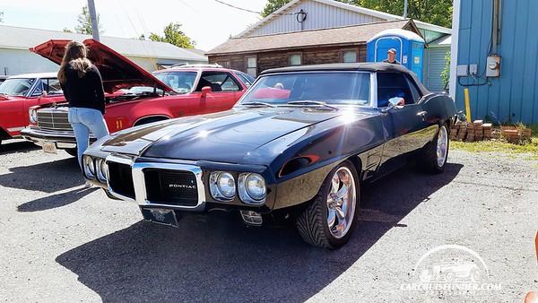 PA Custom & Collision Classic Car Cruz-in Meadville PA 6-13-2020