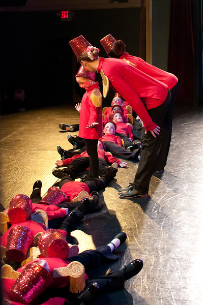 GC Nutcracker Ballet 2011 Soldiers