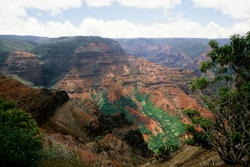 The Grand Canyon of the Pacific