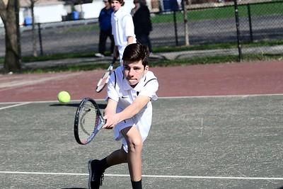 2017-04-17 JV Tennis