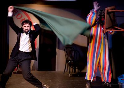 Magician vs. Clown - OOB Day 1 - 2011