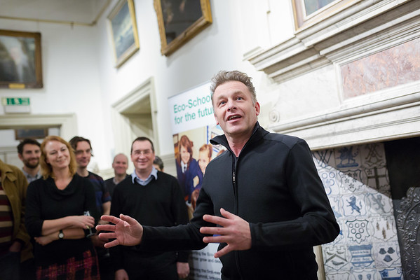 Keep Britain Tidy with Lidl and Chris Packham
