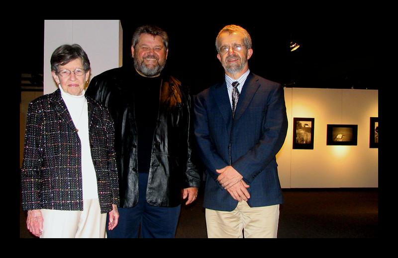 Mary Simon - Southern Illinois University Exhibit - 2006.jpg