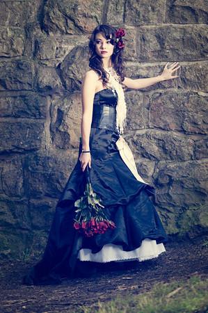 Gothic Bride - Edits