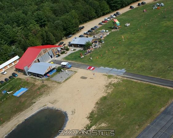 Aerial Photos - Skydive New England
