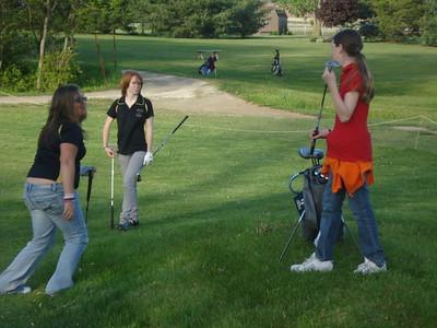Katie golf