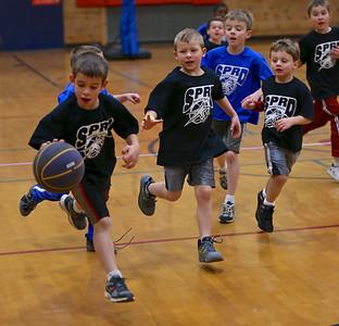 Sisters K-2 Basketball 2-2-13