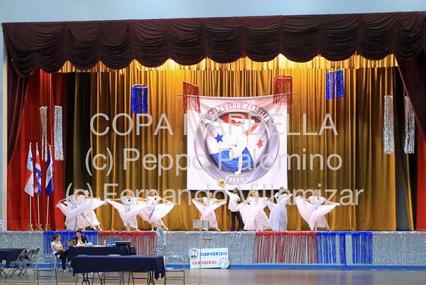 Presentaciones Artísticas Inauguración