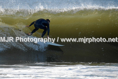 Surfing, No Name Break, NY, (9-21-06)