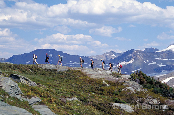 Canadian Mountain Holidays: Heli-Hiking Adventure
