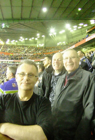Rugby League Grand Final Old Trafford :October 6th 2012