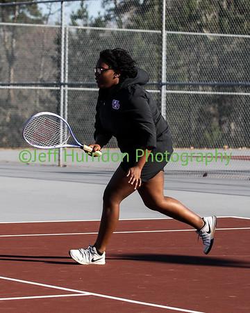 UGHS JV Tennis 2-26-2016