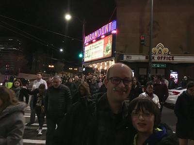 December in Seattle
