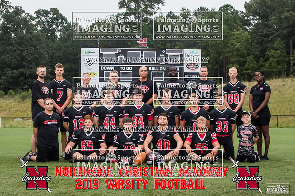 2019 Northside Christian Football TNI