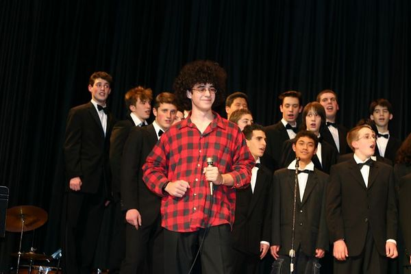 north winter concert