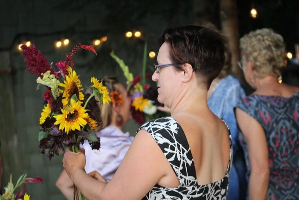 Blumen/Farmacy Fistful of Flowers Soiree 8/25/16