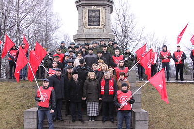Vladikavkaz 17,000 Grave