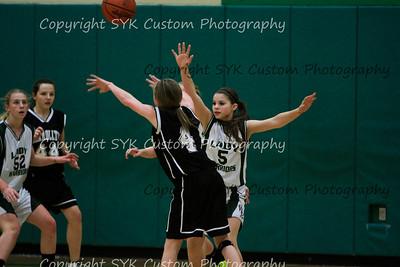 WBMS 7th Grade Girls vs Carrollton