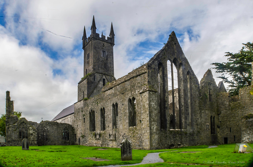 Ennis Friary - Things to do in Ennis Ireland