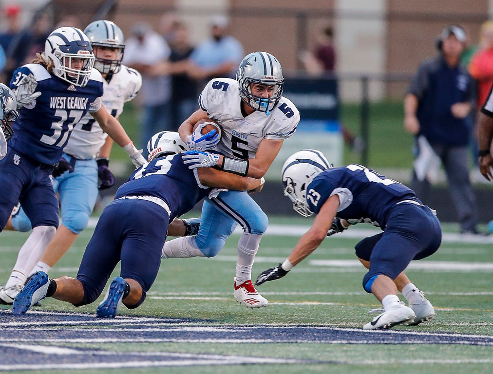 . Anton Albert - The News-Herald West Geauga vs. Kenston