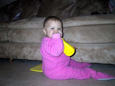 Juliana 7-8 months