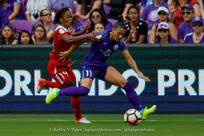 Orlando Pride v Washington Spirit (22 Apr 2017)