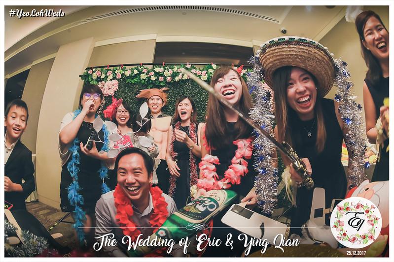 #YeoLohWeds | © www.SRSLYPhotobooth.sg