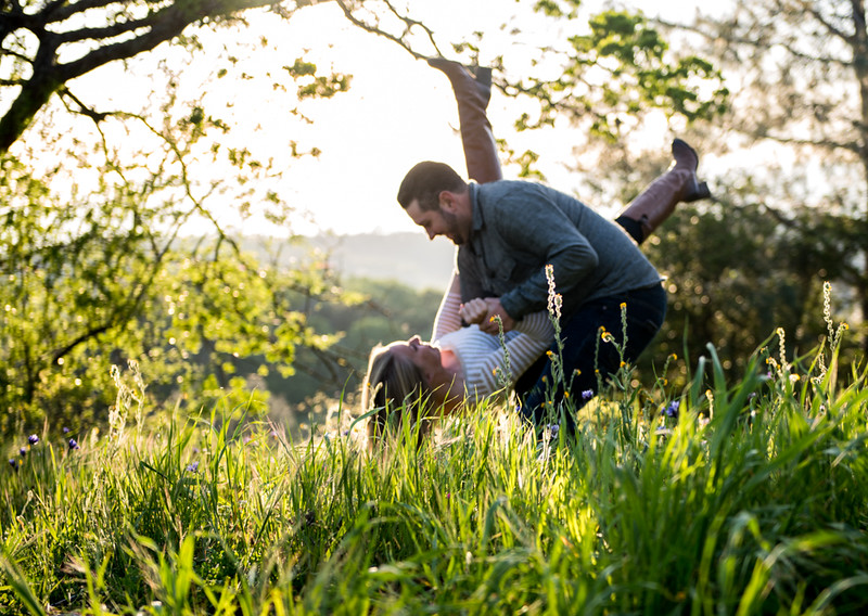 Tyler and Blaire's Engagement Shoot