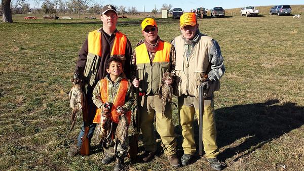 Pheasant Hunting 2013