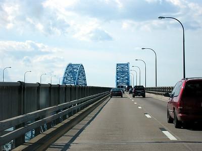 2005-07-23 New York to Niagara Falls