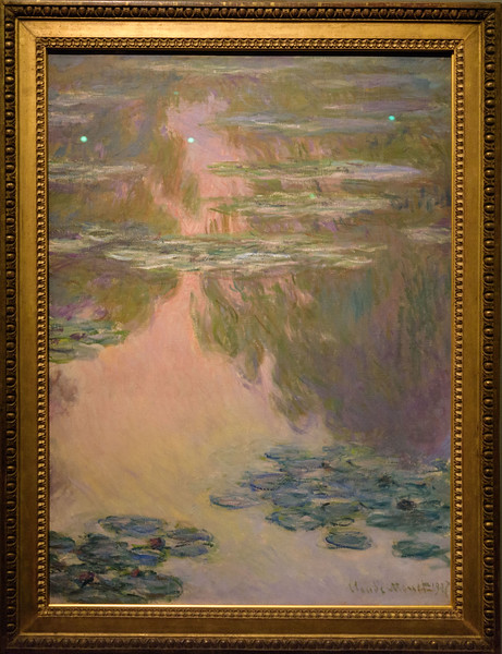 Claude Monet, Water-Lilies, 1907