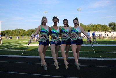TWIRLERS (MN VS NORTH FOOTBALL GAME)