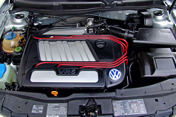 2001 Volkswagen GTI GLX VR6