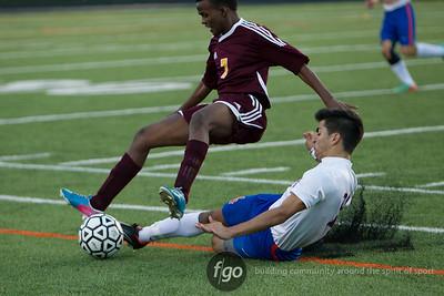 9-16-14 Minneapolis Roosevelt v Minneapolis Washburn Boys Soccer