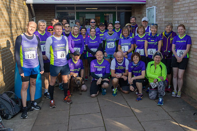 Newent 9 - Almost Athletes - 18th November 2018