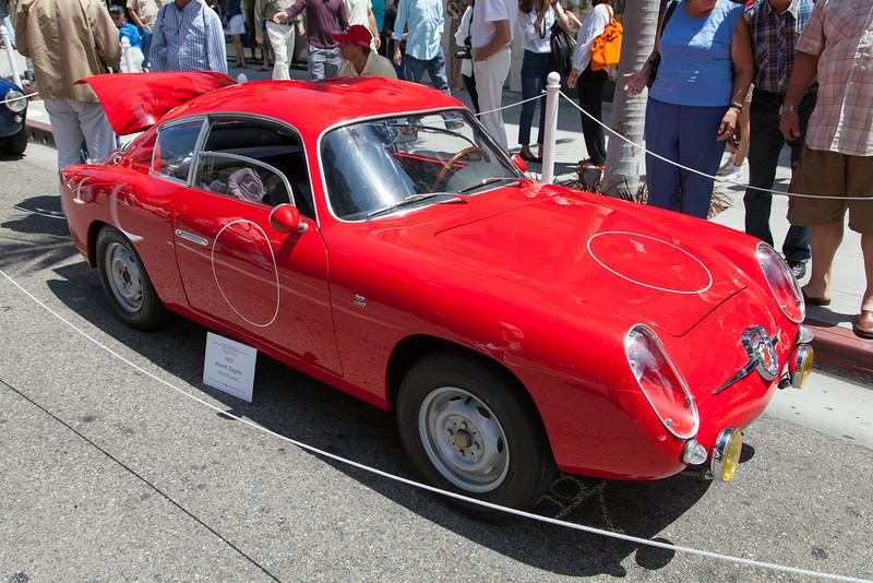 1952 Siata 208 Prototype