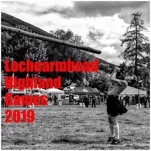 The 2019 Lochearnhead Highland Games