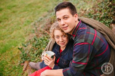 Alan & Maddie - Christmas