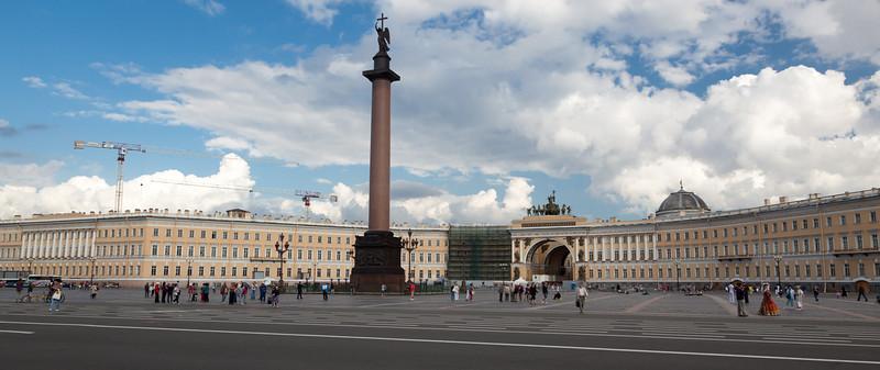 St. Petersburg City Impressions