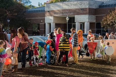 2018 Davidson Halloween Parade