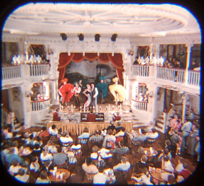 1959 Viewmaster of the Golden Horseshoe Review with Sluefoot Sue and crew doing the show that folks loved for at least a couple of decades, well into the 1980s.