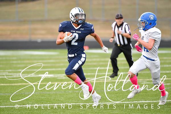 Football Freshman - Stone Bridge vs Riverside 10.07.2019 (by Steven Holland)