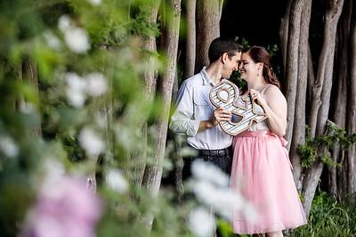 Amanda and Cameron - Engagement