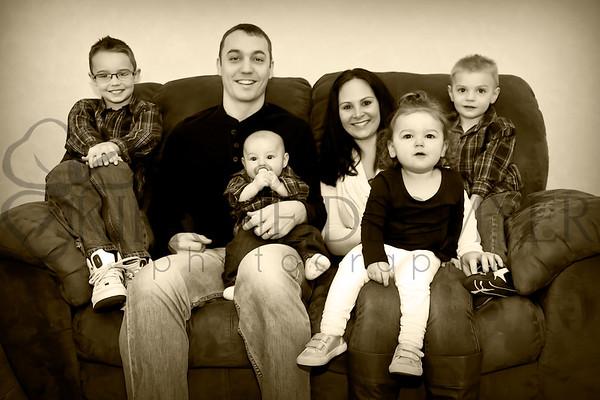Stoltzfus Family