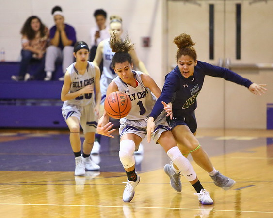 20181221 Varsity Girls Basketball St. Mary's Ryken at Academy of Holy Cross