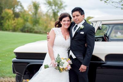 Linzi and Sam Wedding
