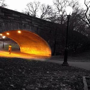 Central Park Sunset/Night