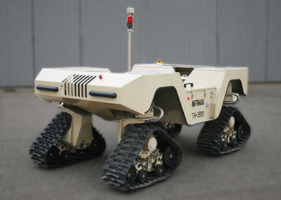 Military Robots and UAV